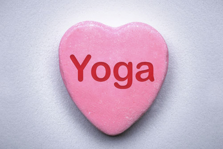 We LOVE Yoga!